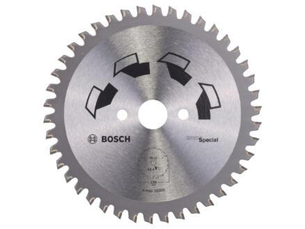 Bosch Special lame de scie circulaire 150mm 42D bois