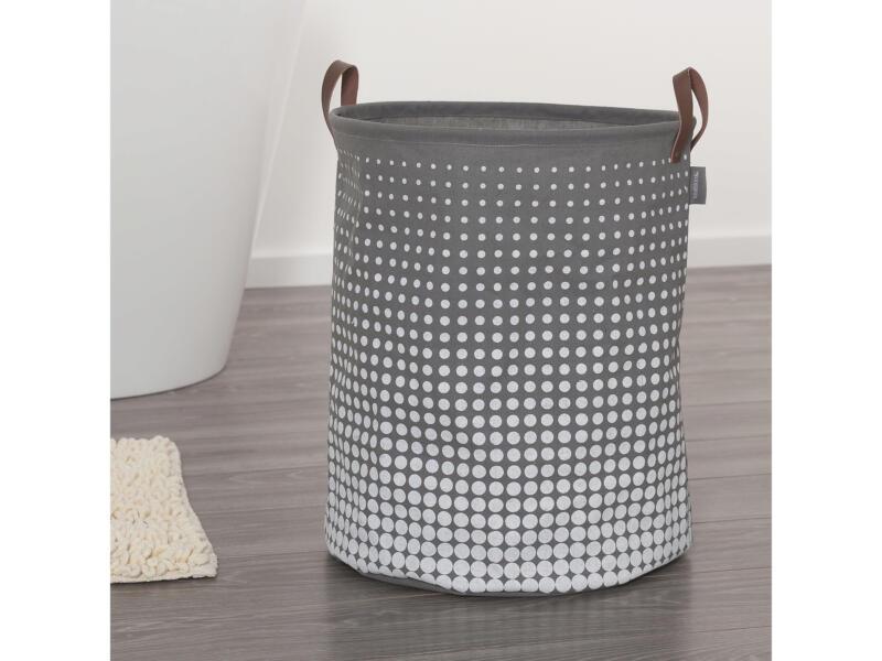 Sealskin Speckles sac à linge 60l gris