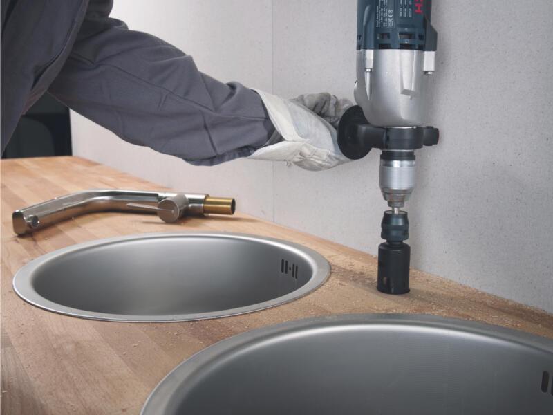 Bosch Professional Speed Multi scie-cloche 83mm