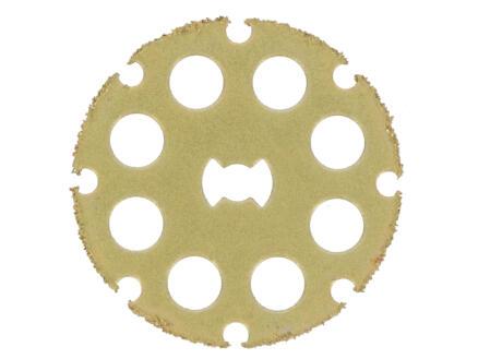 Dremel SpeedClic disque à tronçonner pour bois 38mm