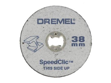 Dremel SpeedClic disque à tronçonner set de démarrage 5 pièces