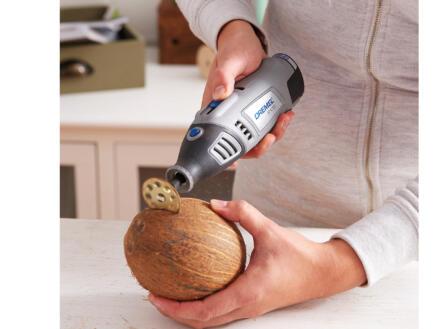 Dremel SpeedClic snijschijf voor hout 38mm