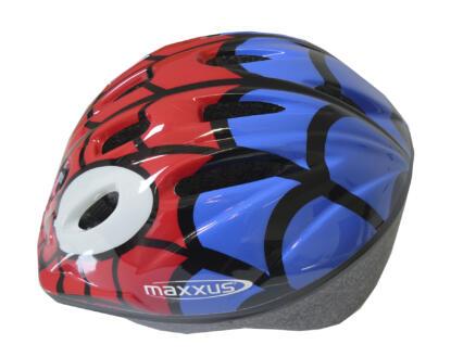 Maxxus Spider casque de vélo enfant 52-56 cm