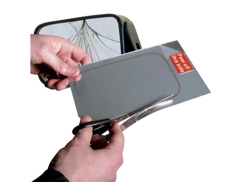 Carpoint Spiegelreparatiekit 12,5x20 cm