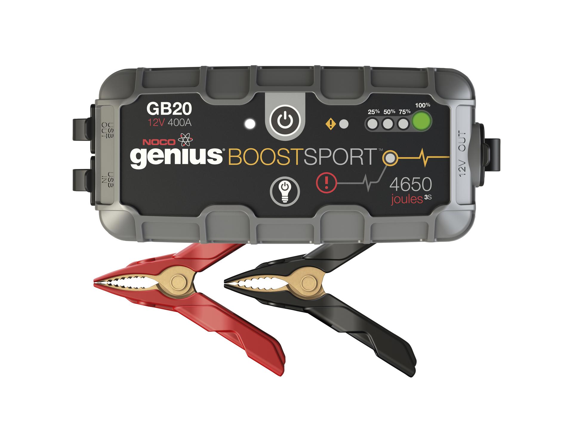 Sport Gb20 Lithium Jumpstarter 400a