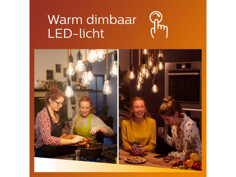 Spot LED GU5,3 6,5W blanc chaud dimmable