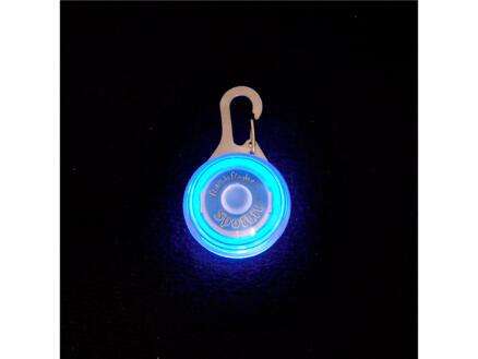 Nite Ize SpotLit LED lamp blauw