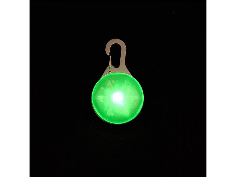 Nite Ize SpotLit LED lamp groen