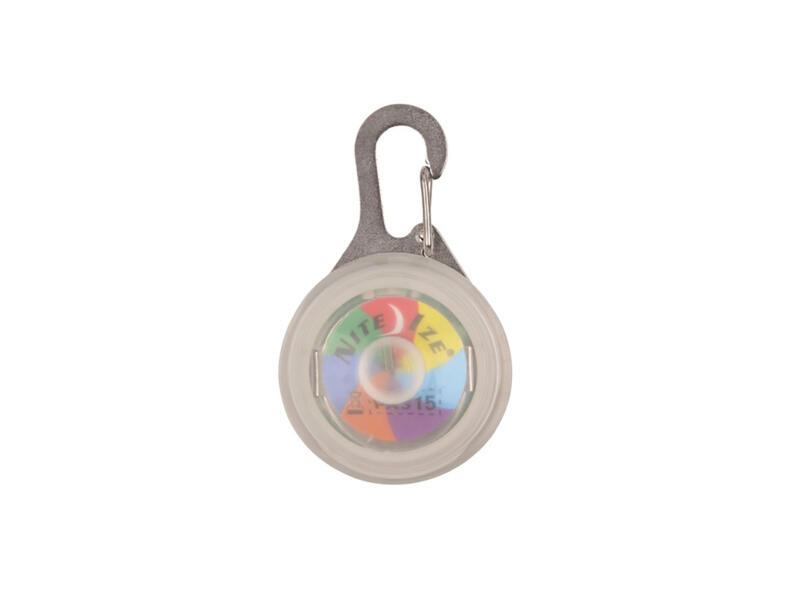 Nite Ize SpotLit LED lamp multicolor