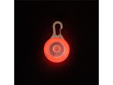 Nite Ize SpotLit LED lamp rood