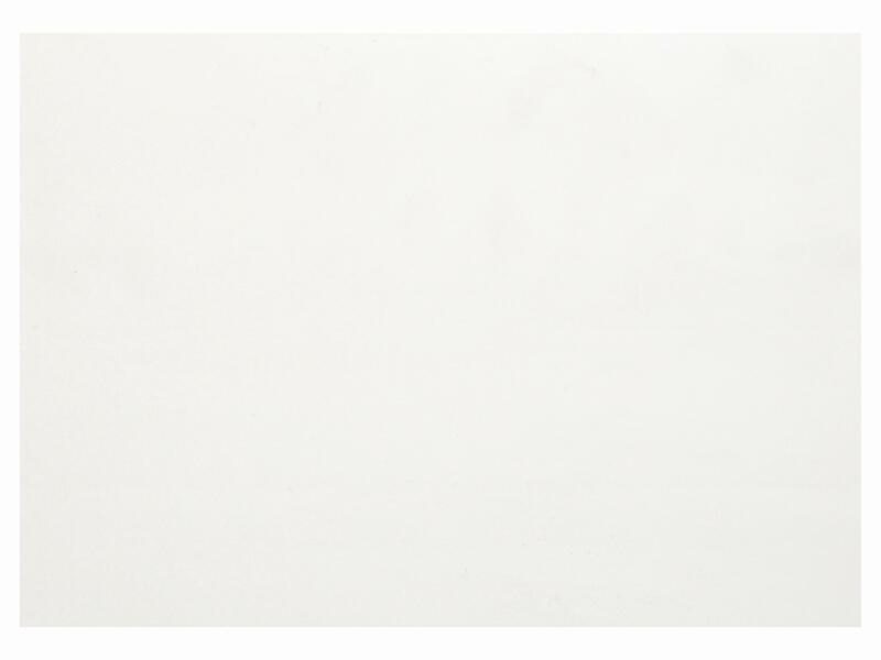 Dumaplast Standaard schroten 260x10 cm 2,6m² wit