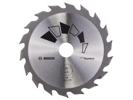 Bosch Standard cirkelzaagblad 130mm 18T hout