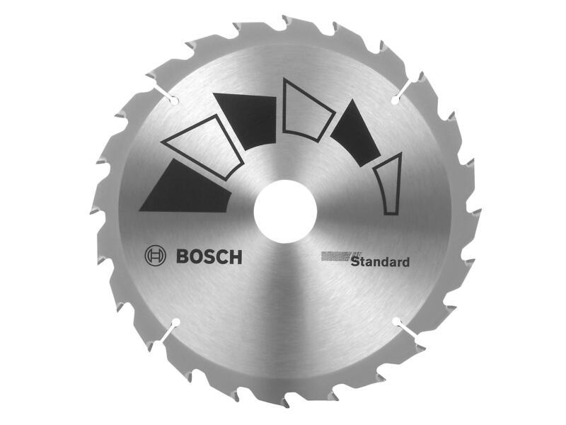 Bosch Standard lame de scie circulaire 190x30 mm 24D bois