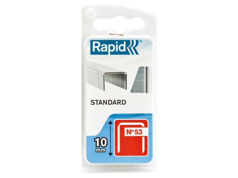Rapid Standard nieten type 53 10mm 1080 stuks