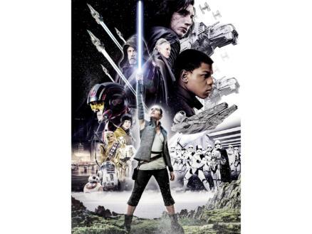 Star Wars Balance papier peint photo 4 bandes