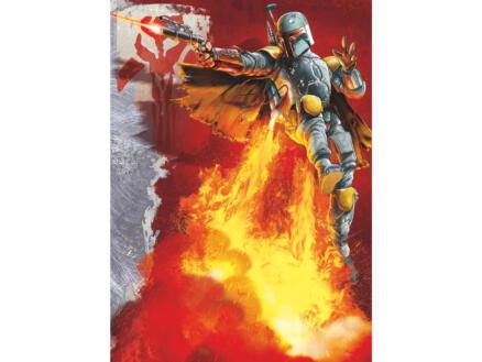 Star Wars Boba Fett papier peint photo 4 bandes