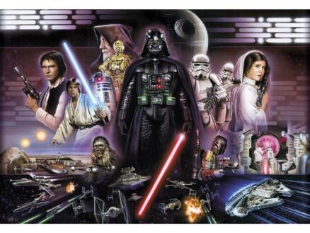 Star Wars Darth Vader Collage papier peint photo 8 bandes