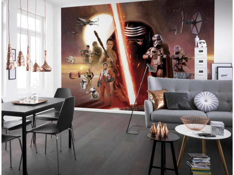Star Wars EP7 Collage papier peint photo 8 bandes