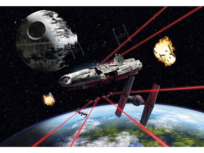Star Wars Millenium Falcon papier peint photo 8 bandes