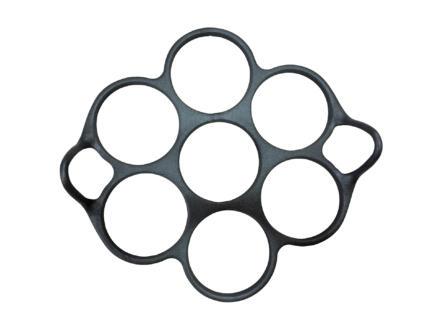 Starflex bakvorm 7 blinis 22,5cm