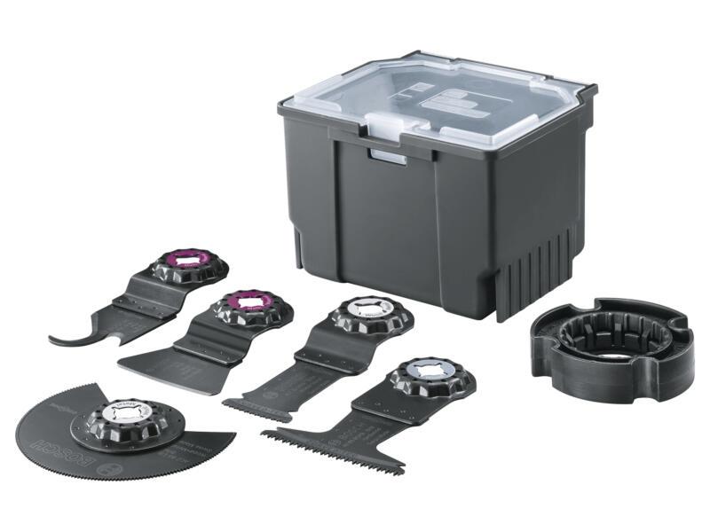 Bosch Starlock set de ponçage sols 6 pièces