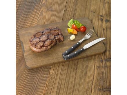 Steak bestekset 4-delig