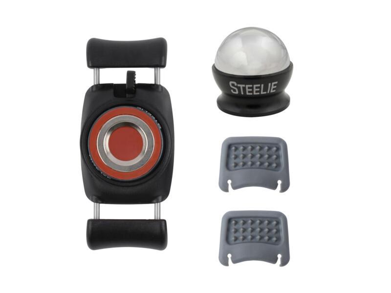 Nite Ize Steelie FreeMount Car Mount Kit magnetische smartphonehouder auto 4-delig