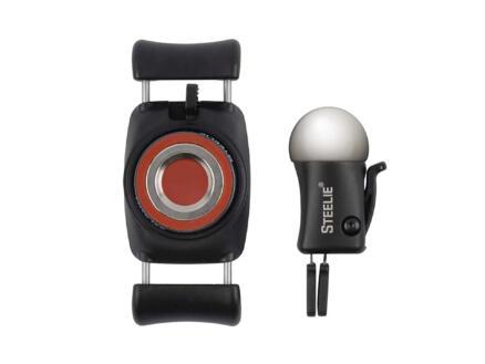 Nite Ize Steelie FreeMount Vent Kit magnetische smartphonehouder auto 2-delig
