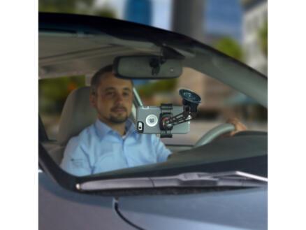 Nite Ize Steelie FreeMount Windshield Kit magnetische smartphonehouder auto 4-delig