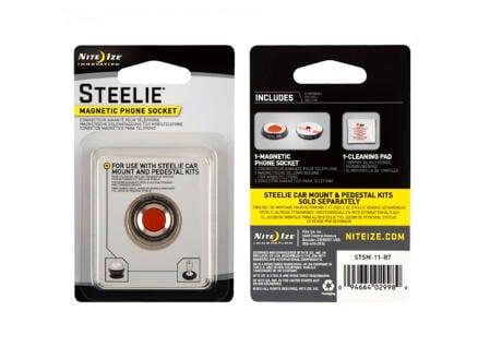 Steelie Magnetic Phone Socket aimant support téléphone