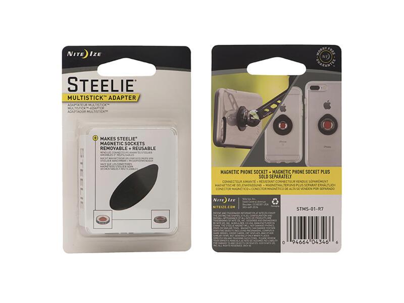 Nite Ize Steelie Multistick adapter voor magnetische gsm-houder