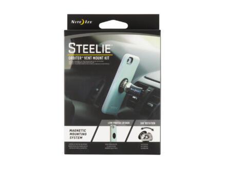 Steelie Orbiter Vent Mount Kit magnetische gsm-houder auto 3-delig