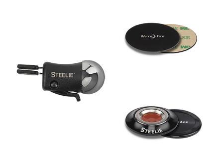 Steelie Orbiter Vent Mount Kit support téléphone magnétique pour voiture
