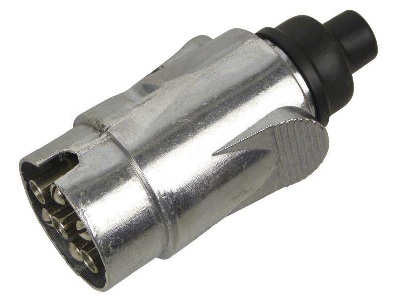 Carpoint Stekker 7-polig 12V metaal