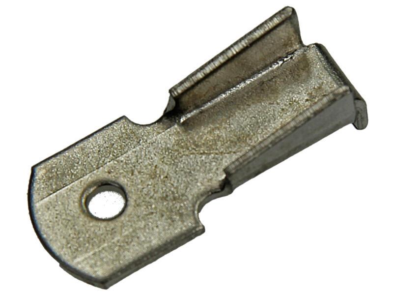 Stellijstdrager ijzer 16x6 mm 8 stuks