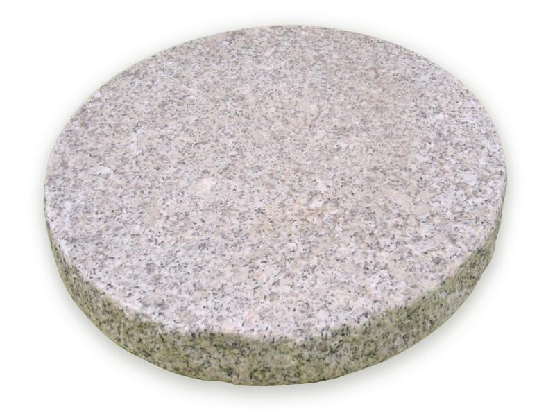 Stepstone terrastegel 30x3cm 0,09m² graniet grijs