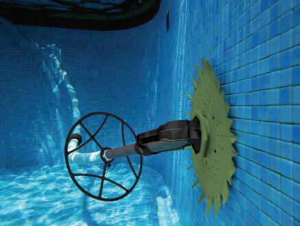 Interline Stingray aspirateur de piscine hydraulique 9,75m