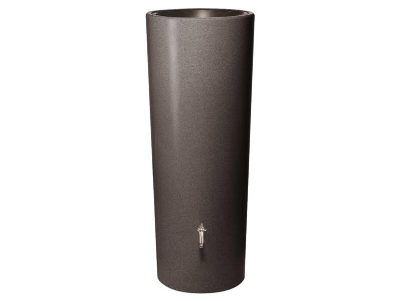 Garantia Stone regenton 2-in-1 350l bruin