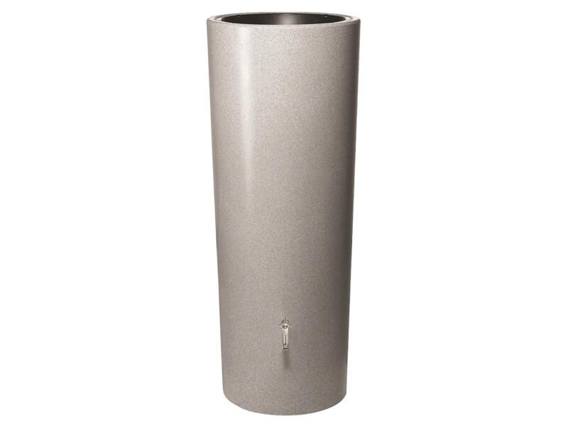Garantia Stone tonneau de pluie 2-en-1 350l argent