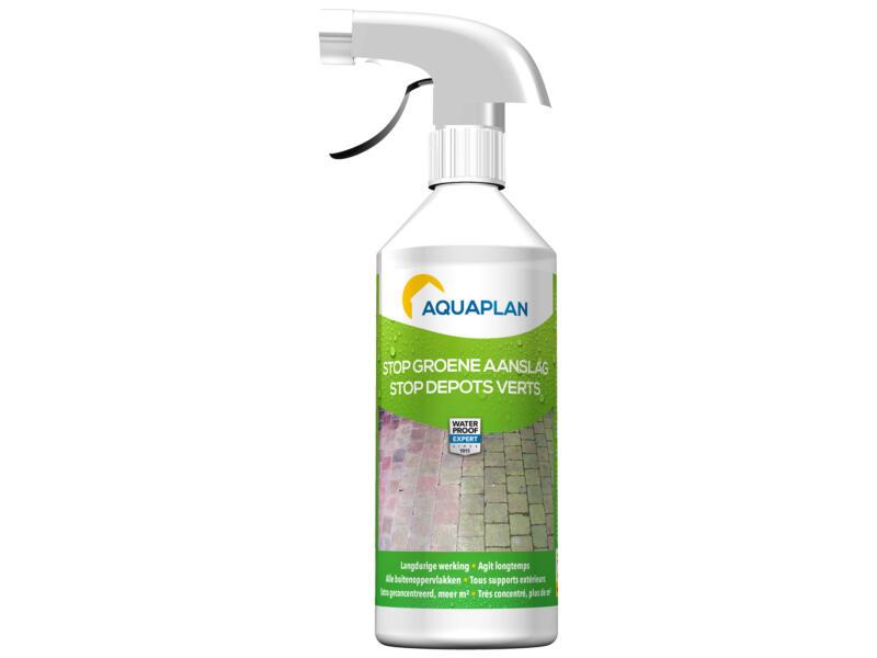 Aquaplan Stop Groene Aanslag spray 750ml