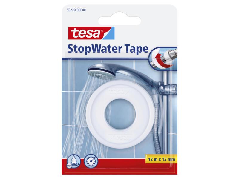 Tesa StopWater ruban adhésif 12m x 12mm transparent