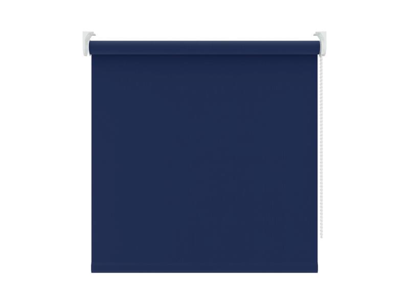 Decosol Store enrouleur occultant 120x190 cm bleu