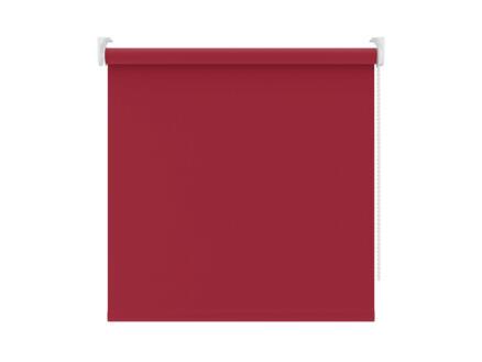 Decosol Store enrouleur occultant 120x190 cm rouge
