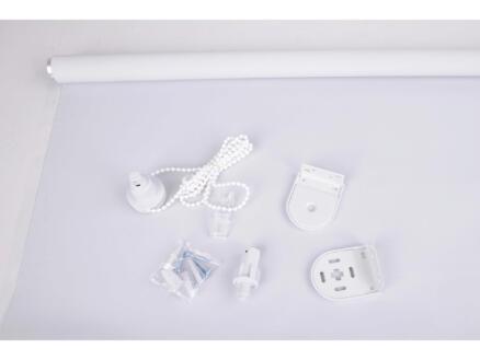 Store enrouleur occultant 150x190 cm blanc