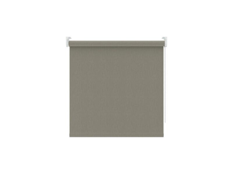 Decosol Store enrouleur occultant 150x190 cm gris chaud