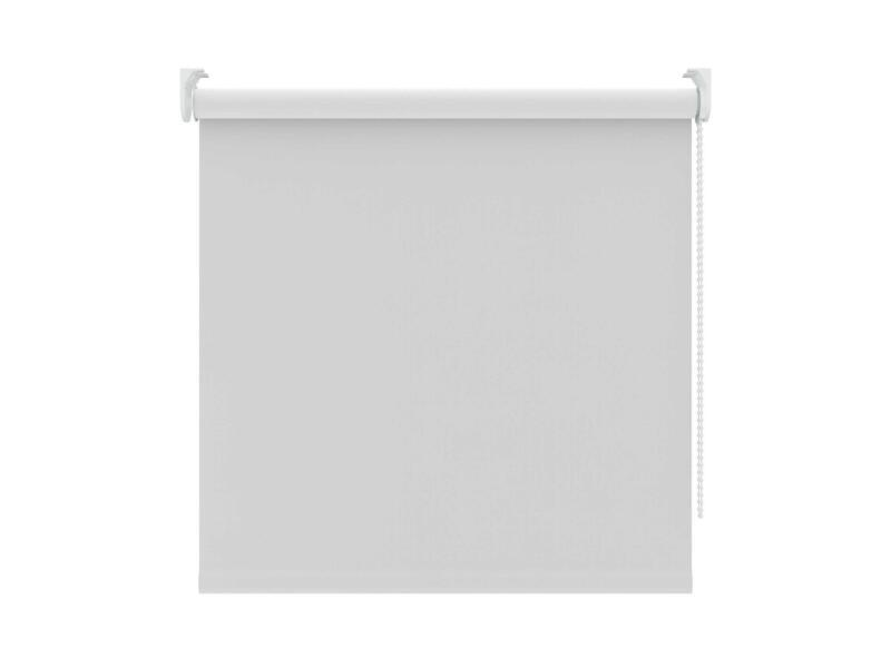Decosol Store enrouleur occultant 90x250 cm blanc neige