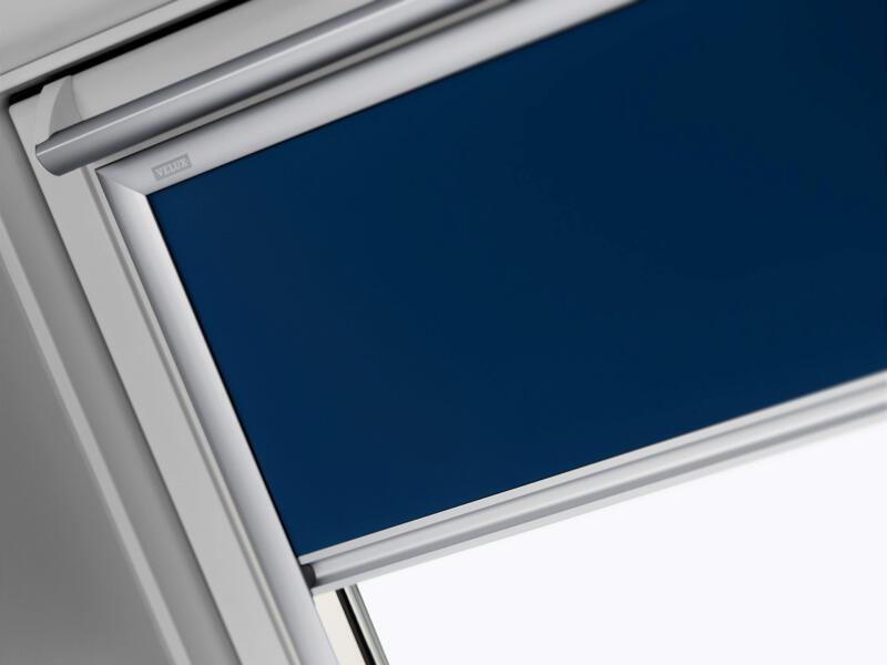 Velux Store enrouleur occultant DKL U04 bleu foncé