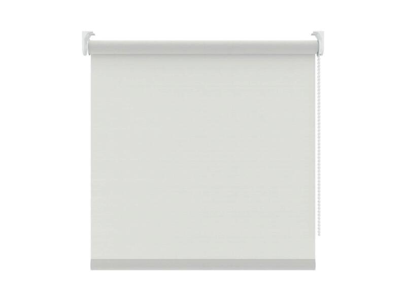 Decosol Store enrouleur translucide 120x190 cm blanc structure