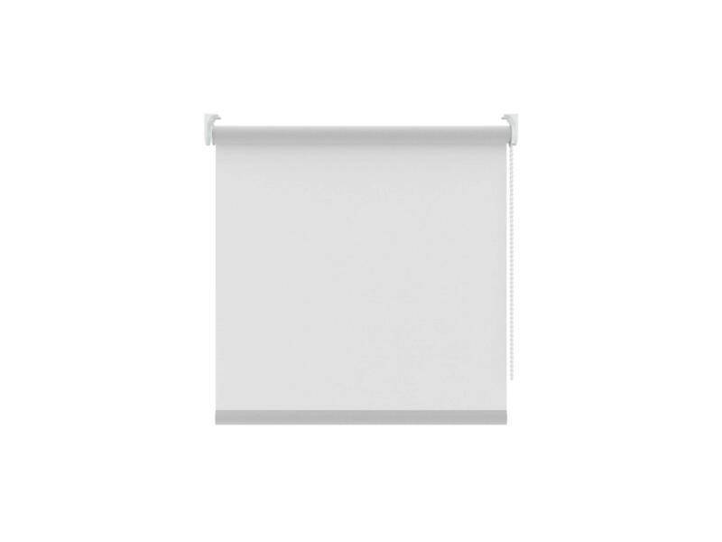 Decosol Store enrouleur translucide 120x190 cm blanc