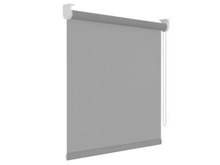 Decosol Store enrouleur translucide 120x190 cm gris
